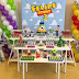 Tema da festa: Toy Story