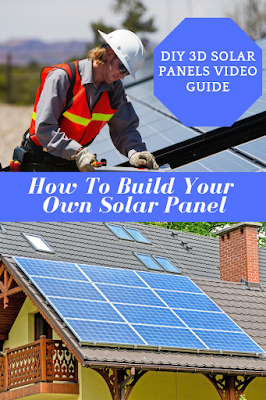 How to make solar panels quickly and easily