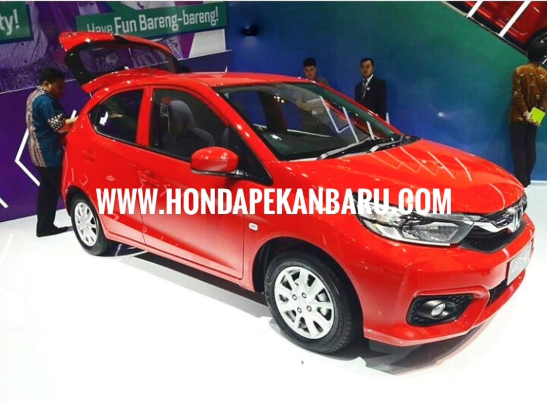 all new honda brio pekanbaru riau