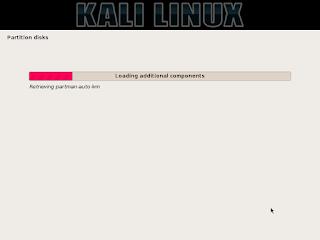 mengkonfigurasi partisi hard drive