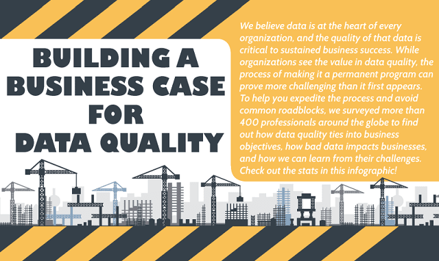 Building a Business Case for Data Quality