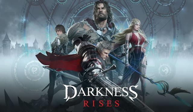 Darkness Rises