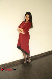 Shriya Sharma Pictures at Nirmala convent Movie Pressmeet  0040.JPG