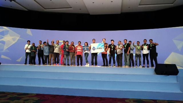 Juara Asus Incredible Race
