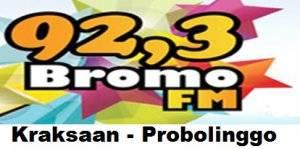 RADIO BROMO FM 92.3 MHz Kraksaan Probolinggo
