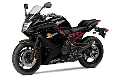 Upcoming Yamaha FZ6R side Hd Photos