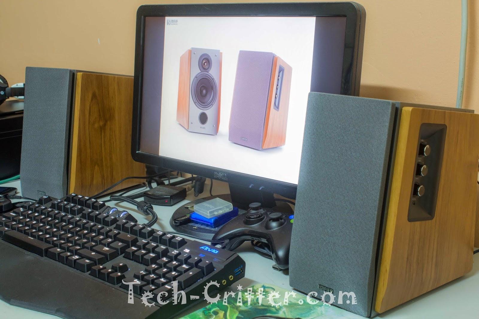 Quick Review: Edifier Studio R1600T III 2.0 Speaker System 32
