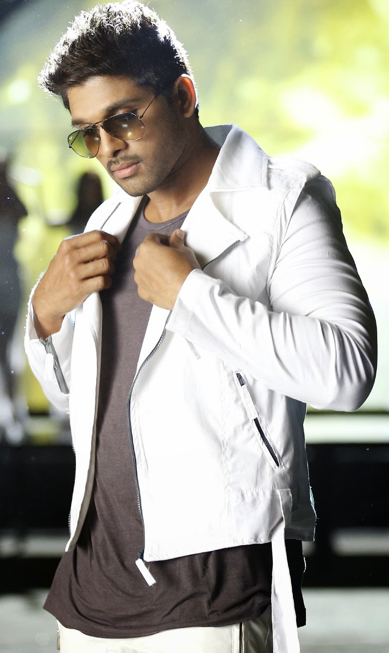 allu arjun hd wallpapers in race gurram actress wallpapers