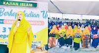 Ustadzah Astri Ivo: Seorang Muslimah Harus Membangun Kekuatan Aqidah yang Kuat