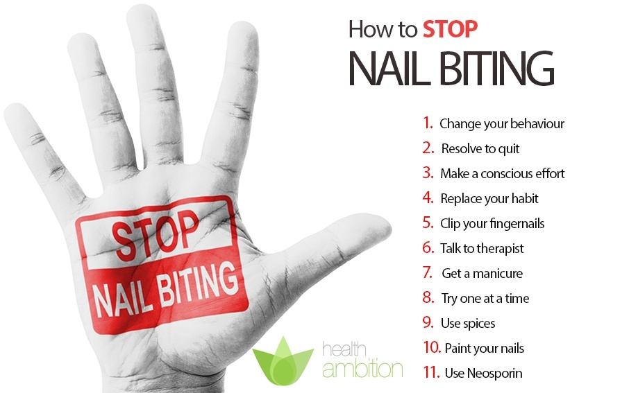 Stop 4 a nail