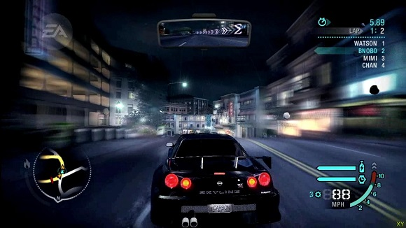 Need For Speed Carbon Repack