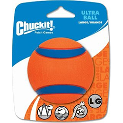 Canine Hardware Chuck It! Ultra Rubber Ball