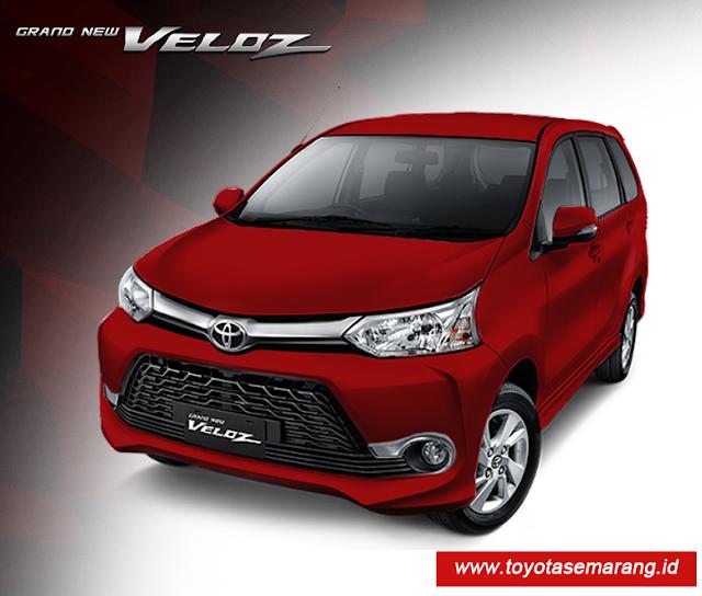 Harga Grand New Veloz All Vellfire 2018 Toyota Di Dealer Semarang