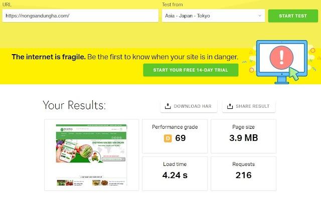 Những hình ảnh thống kê cho thấy việc tối ưu hóa website là cần thiết