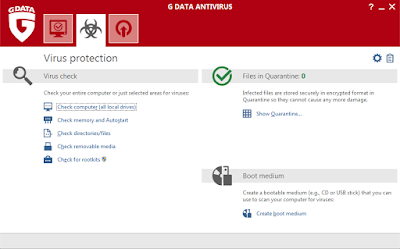 G Data AntiVirus 2015 Build 25.0.2.4 Full Download