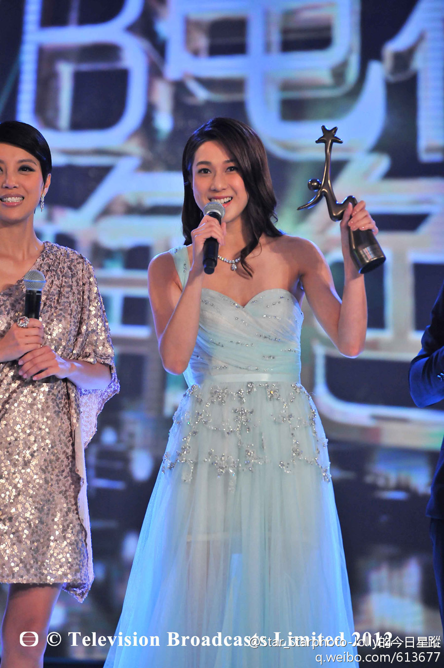 My Favorite TVB: Starhub TVB Awards 2012 星和無綫電視大獎2012