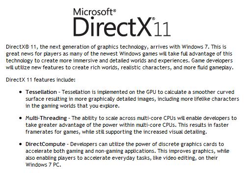 Directx 11 下載 - 免費軟體下載