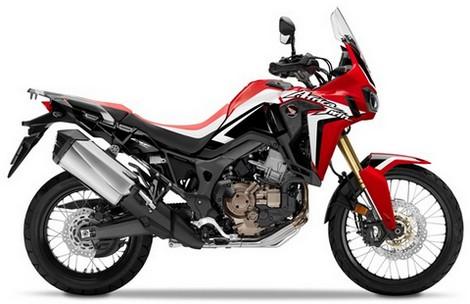 Spesifikasi Honda Africa Twin