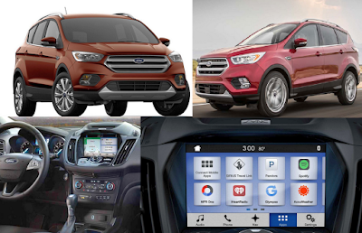 2018 Ford Escape Features