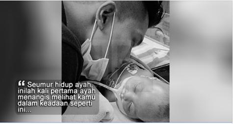 'Ayah Takkan Putus Asa & Berusaha Sehabis Baik Untuk Aisyah'