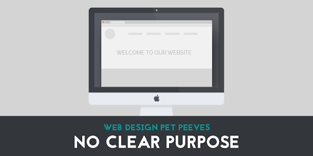 3. No Clear Purpose