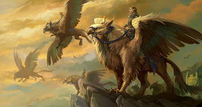 Griffin Mitologi Yunani