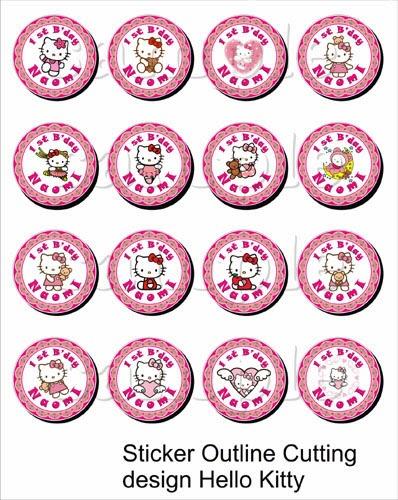 Sticker Labelku Packing Label