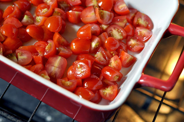 Grape Tomatoes | Taste As You Go