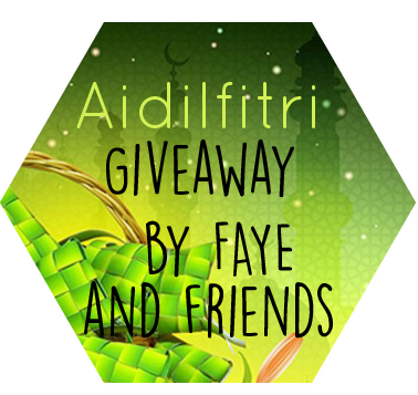 giveaway faye and friends