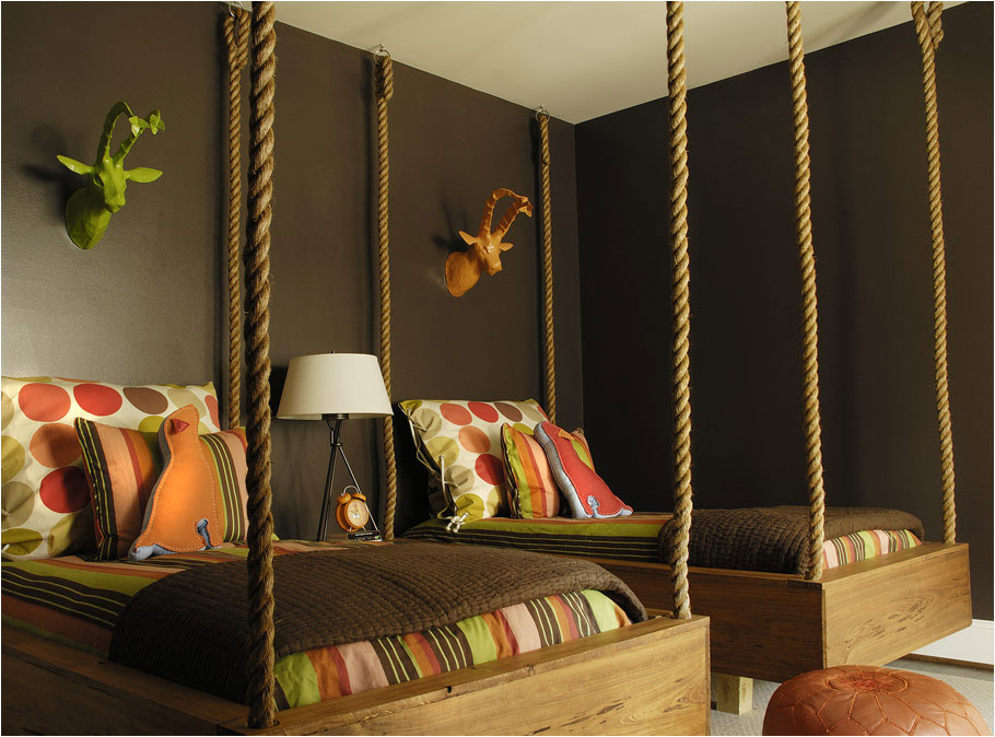 Creative Ways To Use Rope In Your Home S D 233 Cor Driven By