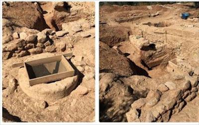 Τα αρχαιολογικά ευρήματα στην Τενέα