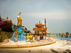 chinesischer Tempel Khao Takiab Hua Hin