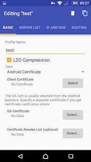 OpenVPN for Android (Mod) v0.7.5 Full APK