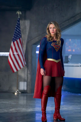 CW Supergirl 3x22 Make It Reign Kara Zor-El Danvers
