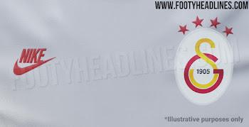 a66b7ac98 Classic Logo   Design  Nike Galatasaray 19-20 Third Kit Colors   Info Leaked