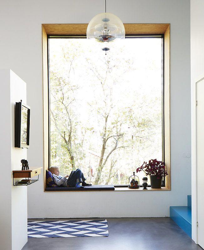 Ein Traum Wird Wahr Wir Bekommen Ein Sitzfenster Im Wohnzimmer