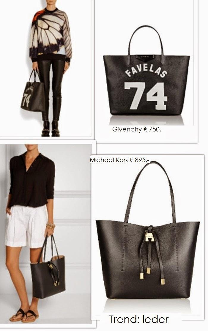 """33ecf2552b9 Inmiddels is de shopper of tote geadopteerd door alle grote modemerken die  een tas al heel snel een """"tote"""" noemen, ook wanneer het nou niet echt om  zo'n ..."""