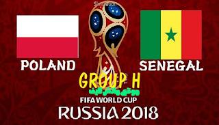 مشاهدة مباراة بولندا والسنغال بث مباشر 19-6-2018 كأس العالم 2018