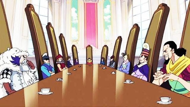 One Piece 929: Bocoran dari Oda! (Arc Reverie akan Kembali ...