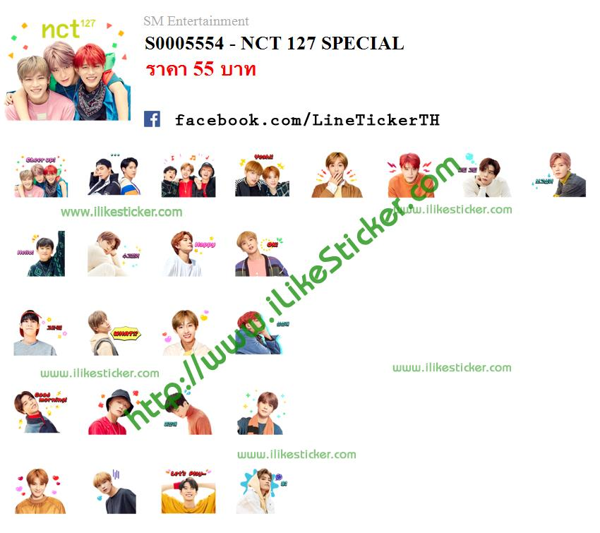 NCT 127 SPECIAL