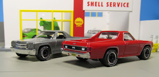 Matchbox real riders 1970 Chevy El Camino
