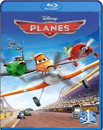 Planes [2013] [BD50] [Latino] [3D]