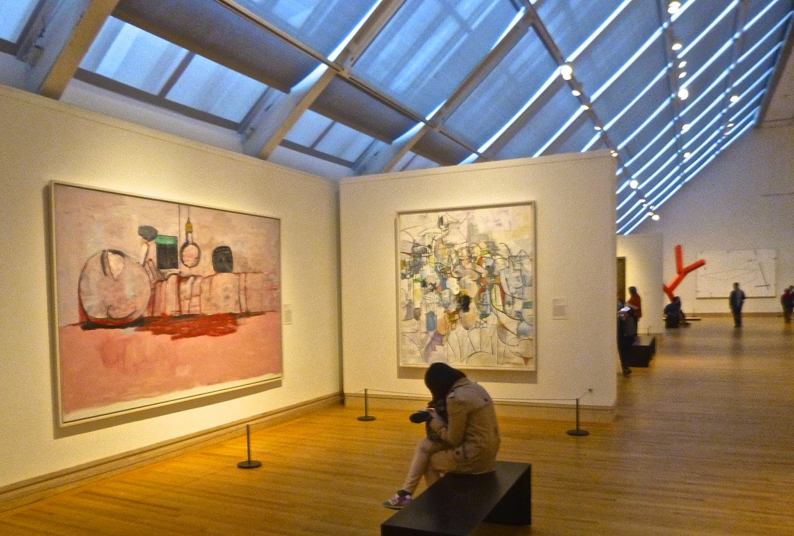 A short Essay on A Visit to the Museum