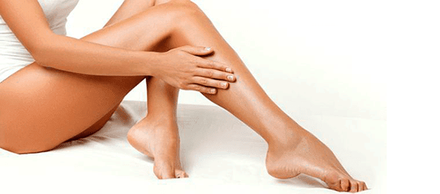 masajes contra las varices