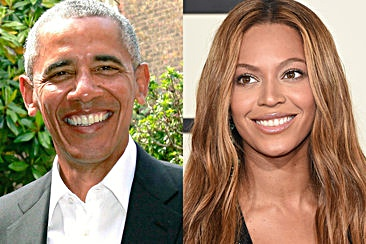 Barack Obama Accidentally Reveal The Sex Of Beyonce's Twins?