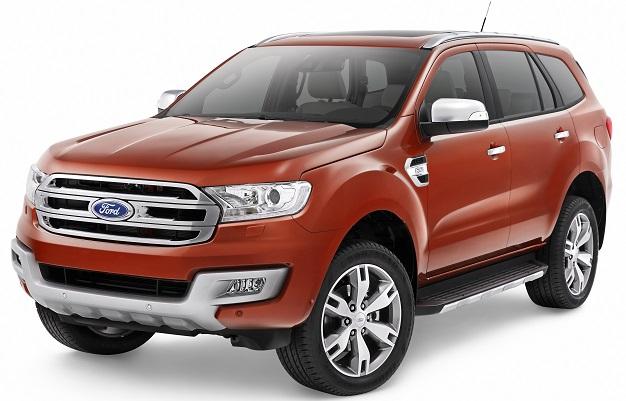 Mổ xẻ tính năng của Ford Everest phiên bản mới nhất
