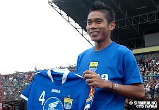 Sriwijaya FC Kecewa dengan Cara Persib Bandung Boyong Kembali Wildansyah