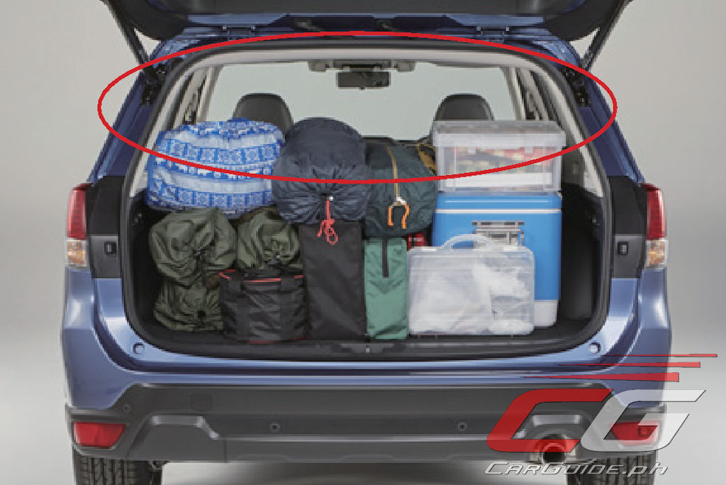 9 Things About The 2019 Subaru Forester You Can T Find In A Brochure