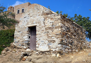 Πύργος Μπαζαίου στη Νάξο
