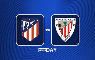 Atl. Madrid vs Ath Bilbao – Highlights
